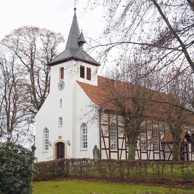 Fabian-und-Sebastian-Kirche Sülze