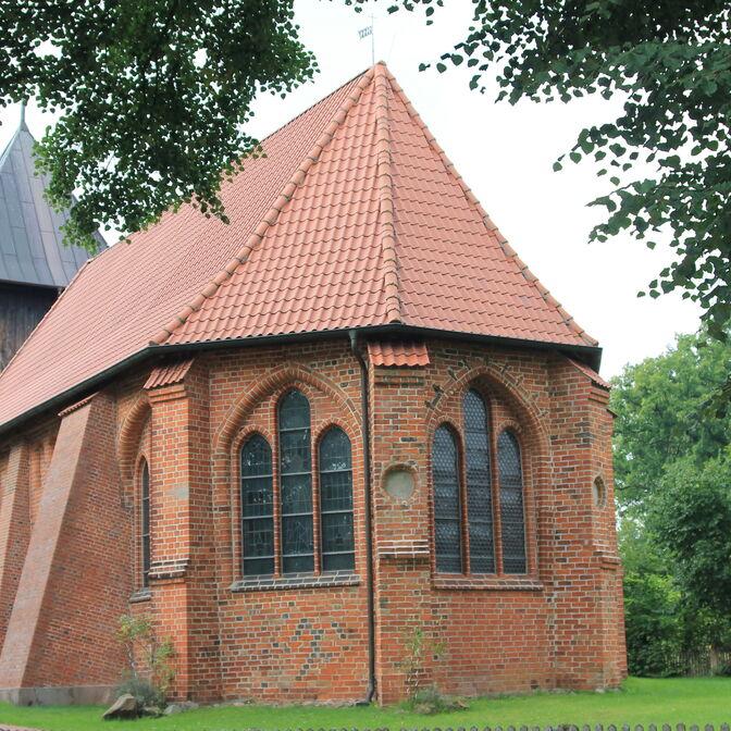 St. Laurentius Kirche Müden