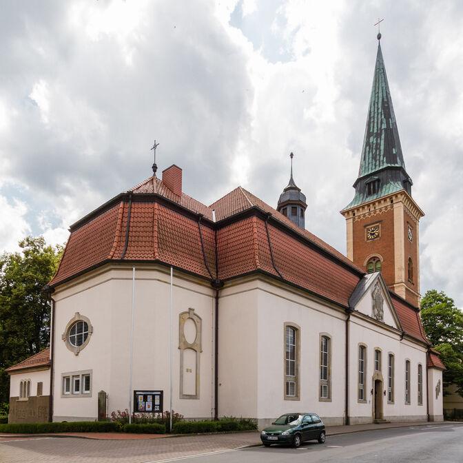 St. Johanniskirche Soltau