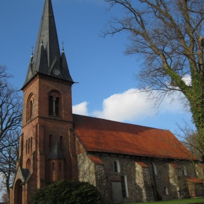 Kirche Heeslinegn