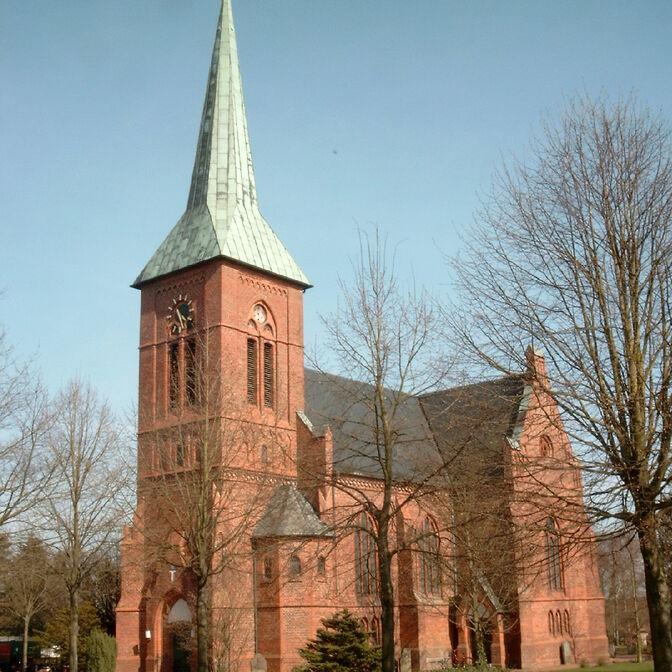 Erlöser Kirche Kuhstedt