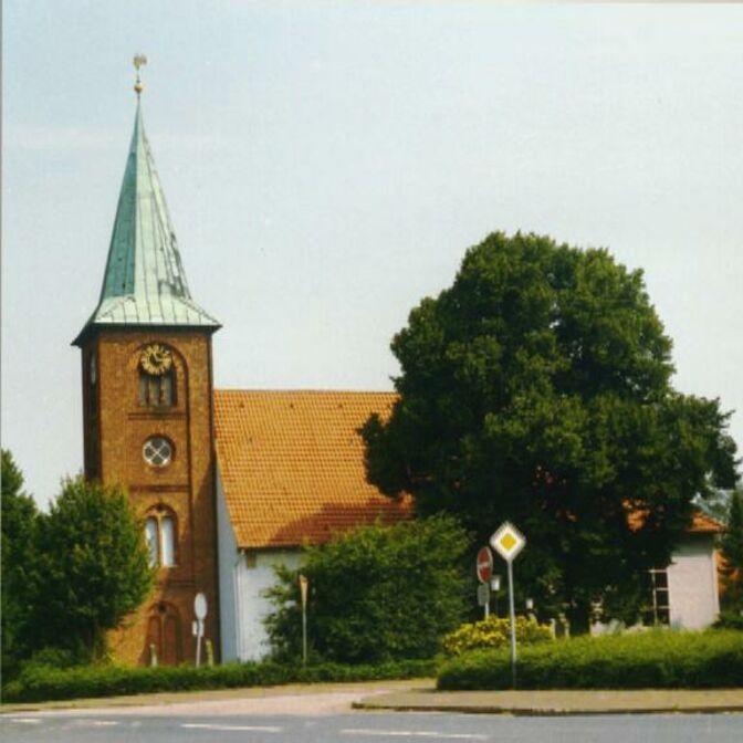 Kirche Rhade klein