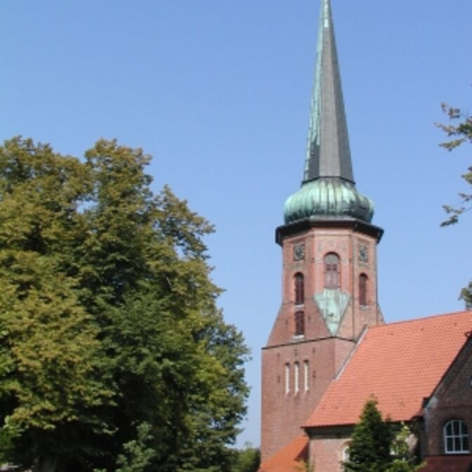 Kirche Sittensen