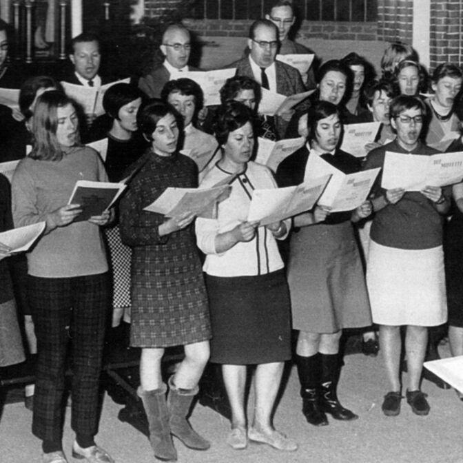 Stadtkantorei Dezember 1967-2