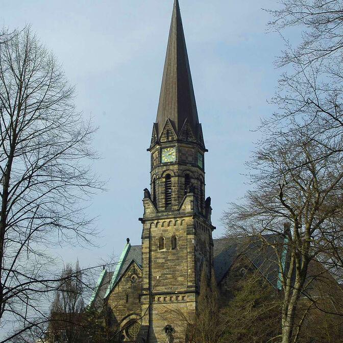 Kirche Wakitu bearbeitet