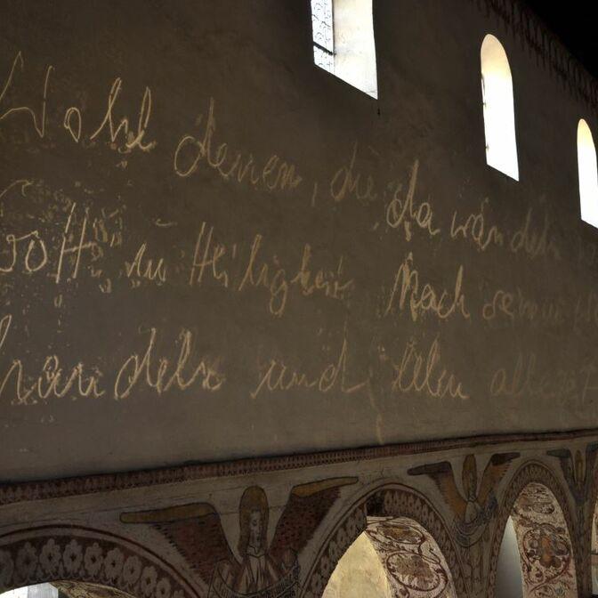 Installation Kloster Bursfelde