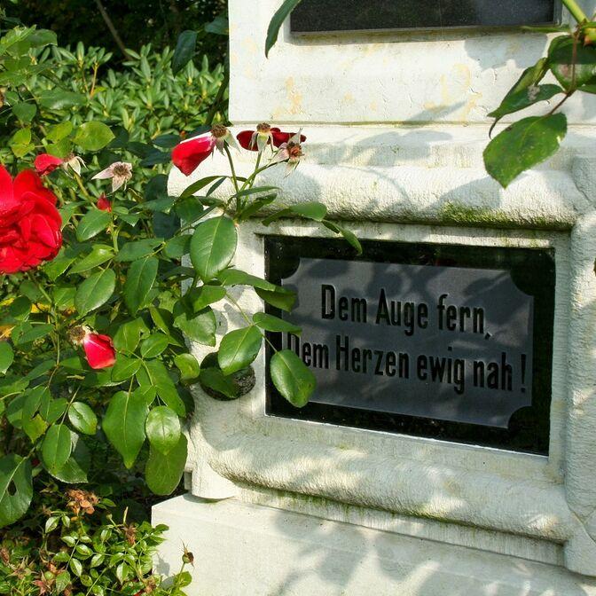 Friedhof Balje