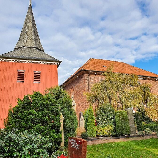 Kirche Drochtersen