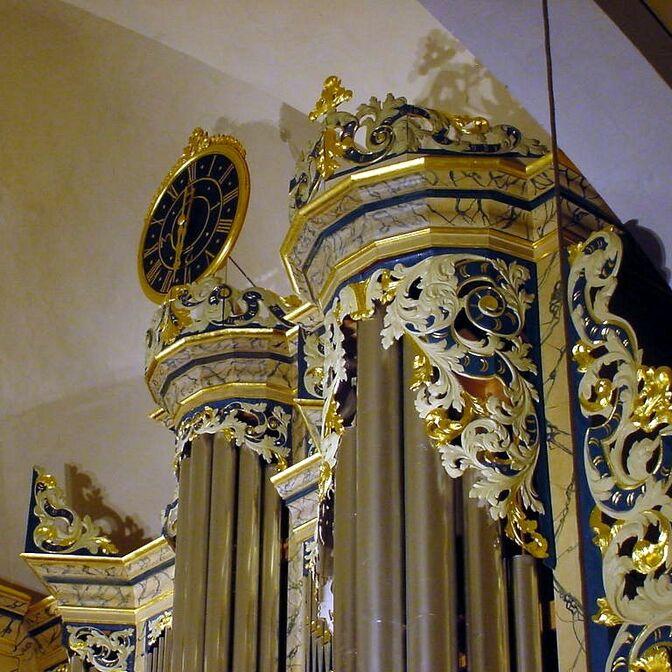 Bild für Teaser Orgel - Pedalturm