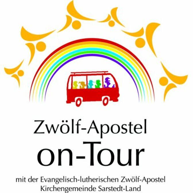 Logo Zwölf-Apostel on Tour / neu 2019