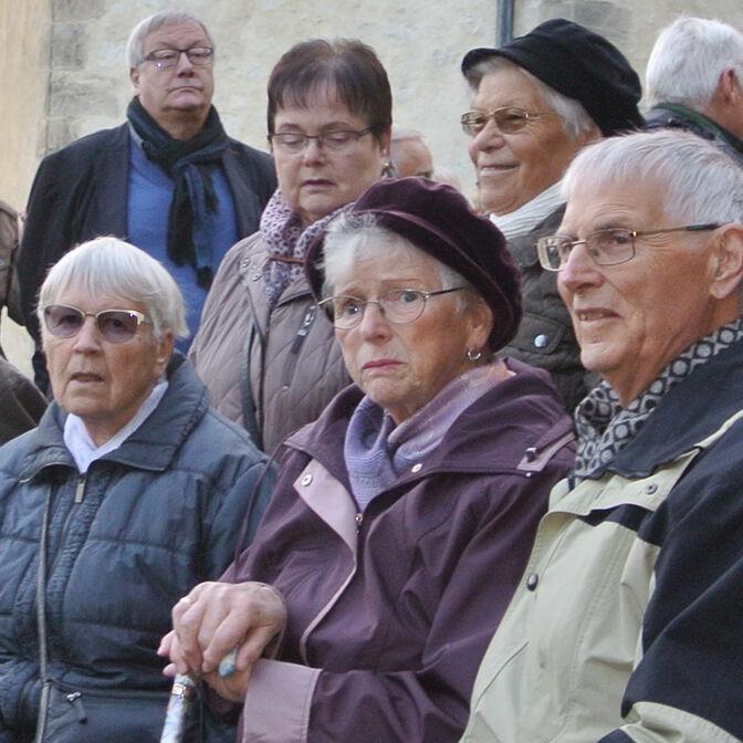 Senioren/Kachel-Quadrat - Reformationstag 2018 Lühnde