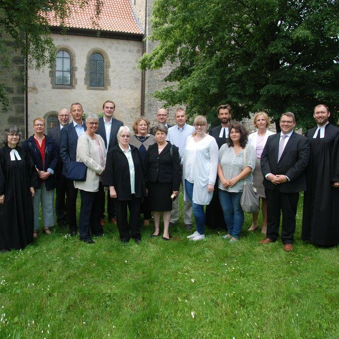 Kirchenvorstand ab 03.06.2018 (Kachel)