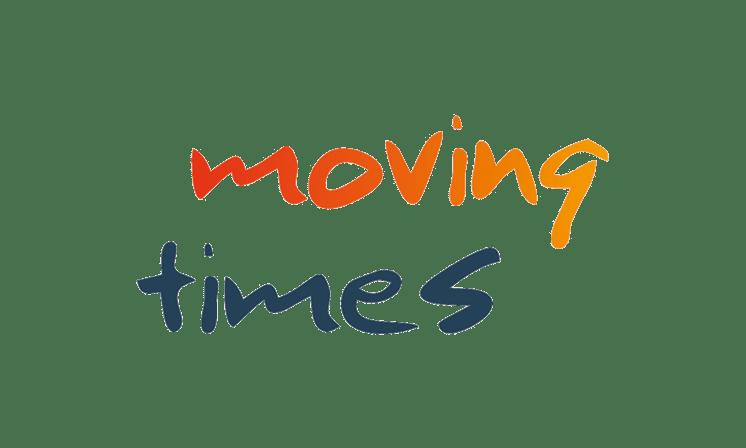 logo moving times durchsichtig gross