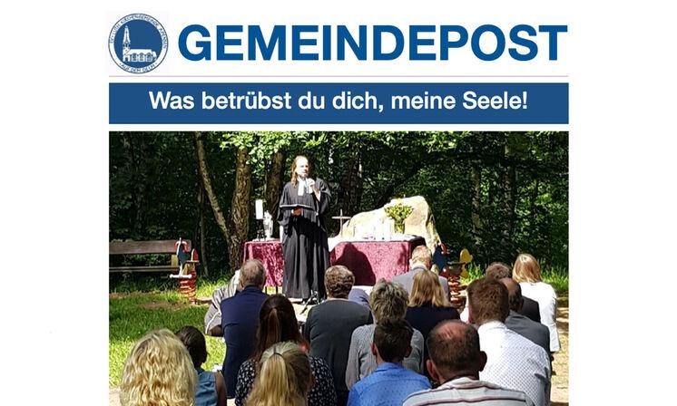 Gemeindepost 4-2020