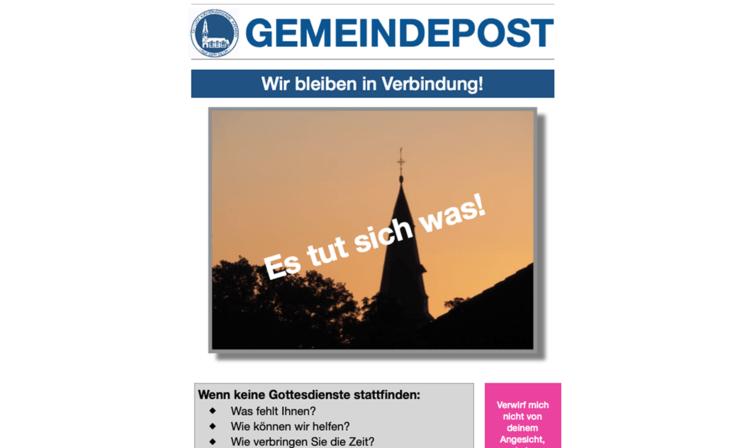 Gemeindepost 1/2020