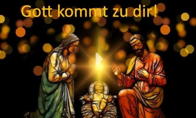 Bilderbuchkino Weihnachten: Gott kommt zu dir!