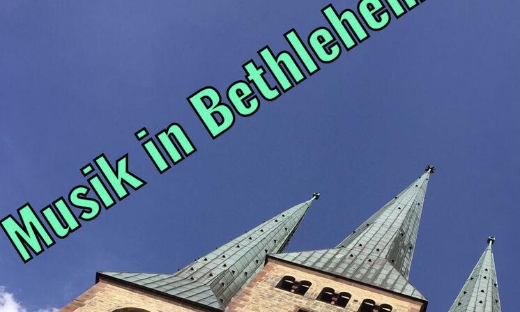 Musik in Bethlehem-1