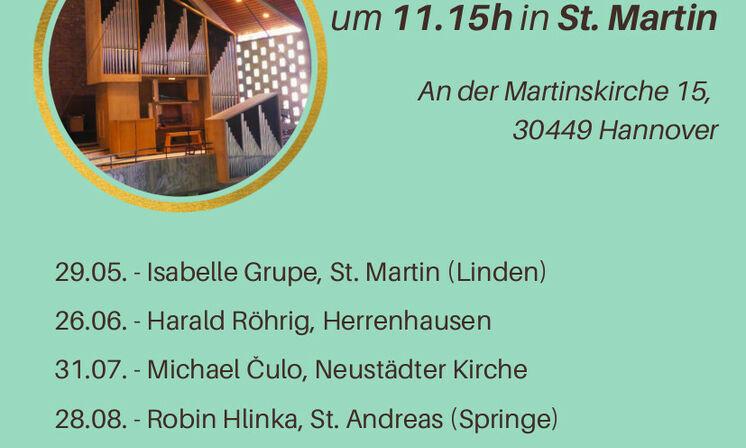 Plakat Lindener Marktimpuls 2021