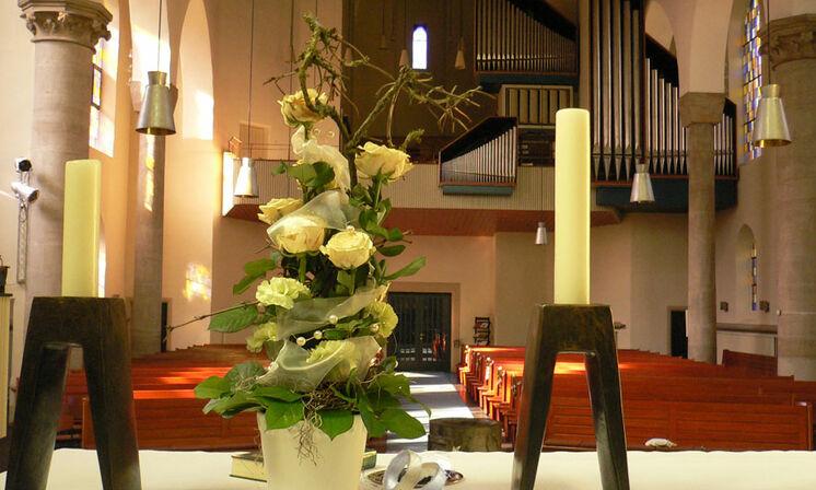 Altar Petrikirche