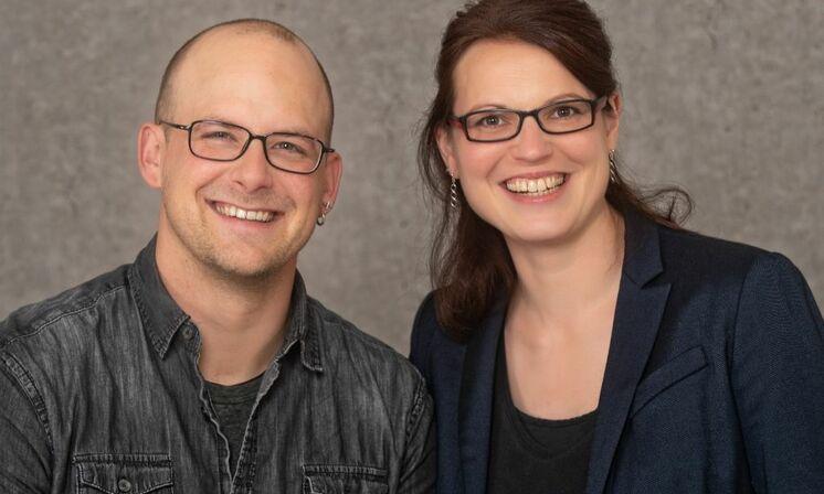 Michaela und Stephan Jannasch