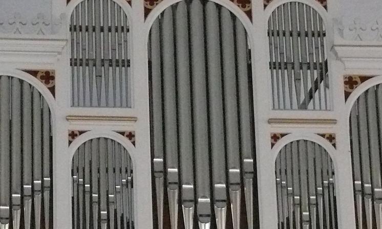 Orgel Meine
