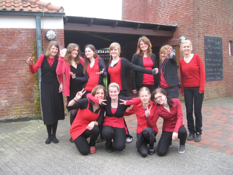 Jugendchor II, Spiekeroog 2010